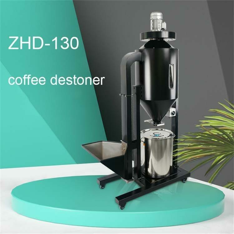 automatic coffee destoner machine