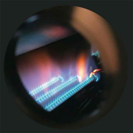 Honeywell burner
