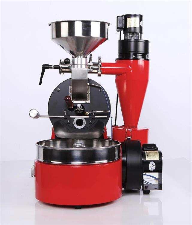 red 600g coffee roasting machine