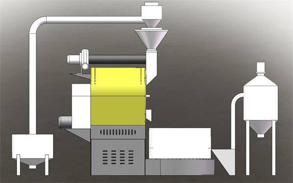commercial coffee destoner