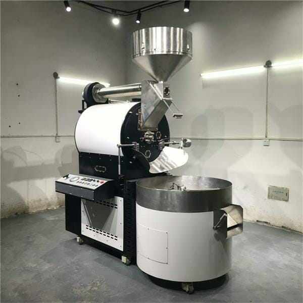 commercial 30kg gas coffee roaster