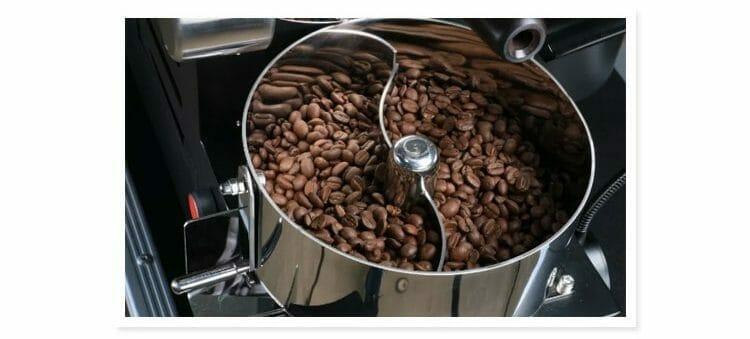 Small 300g 500g Coffee Roaster For Sale description 006