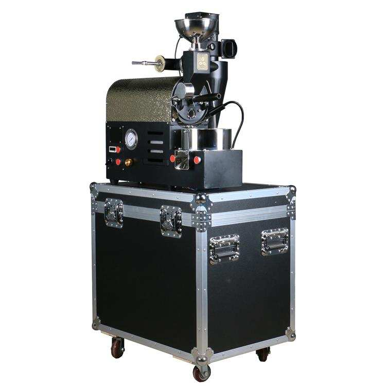 ZS R300 small roaster with table 01