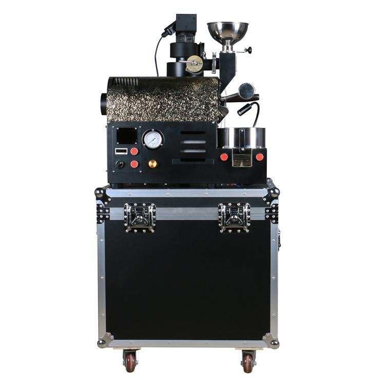 ZS R300 small roaster with table 02