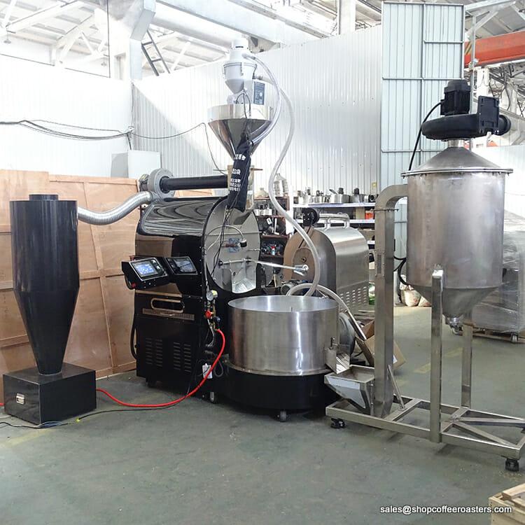30kg coffee roaster destoner