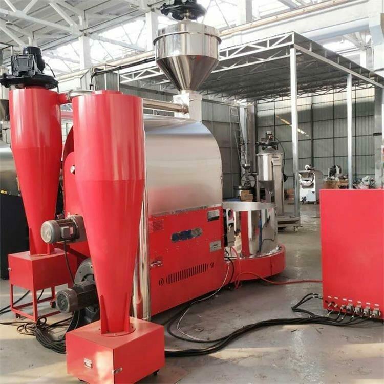 industrial 120kg coffee roaster