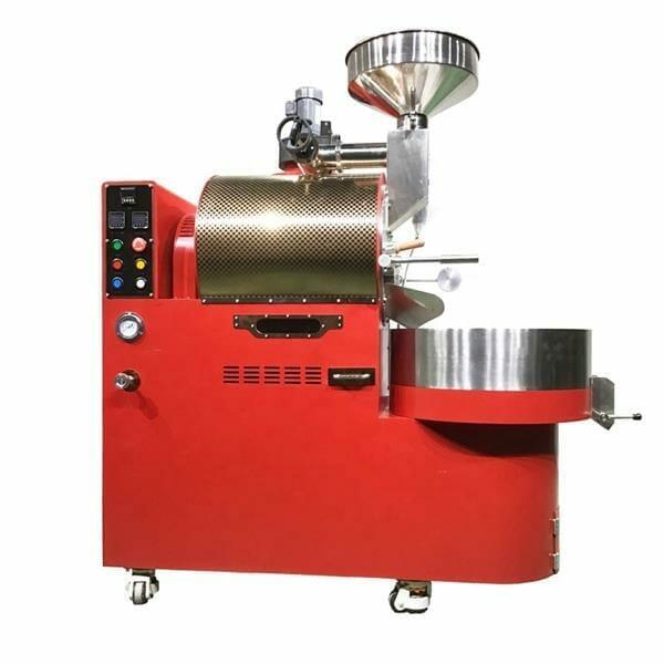 red gas 6kg coffee roaster