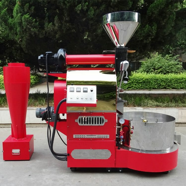 red 3kg coffee roaster for sale