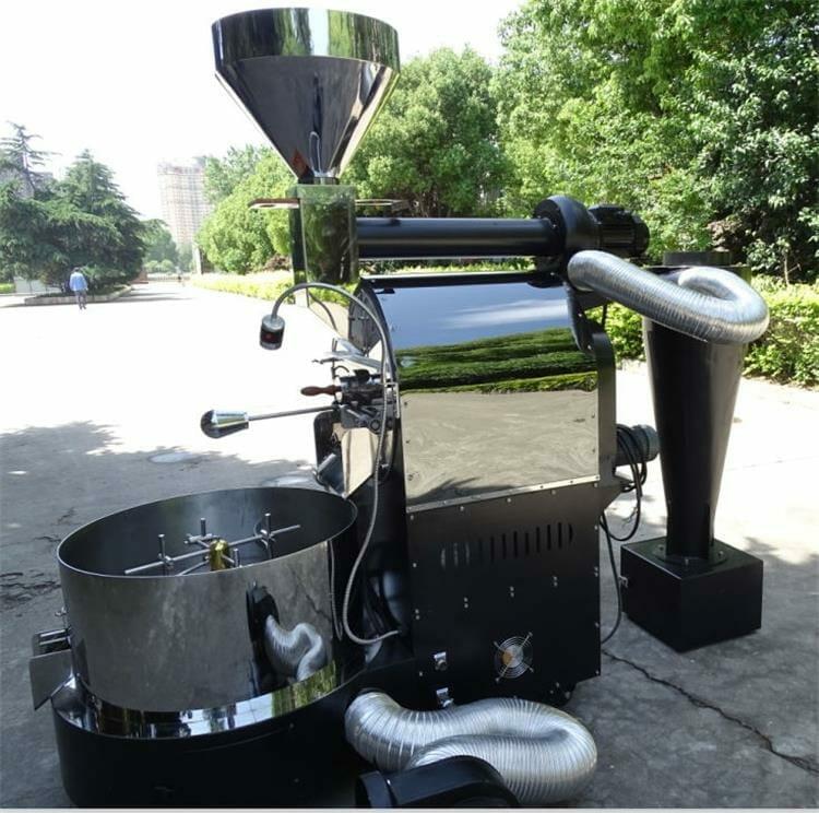 ZD 6kg 12kg 15kg coffee roaster