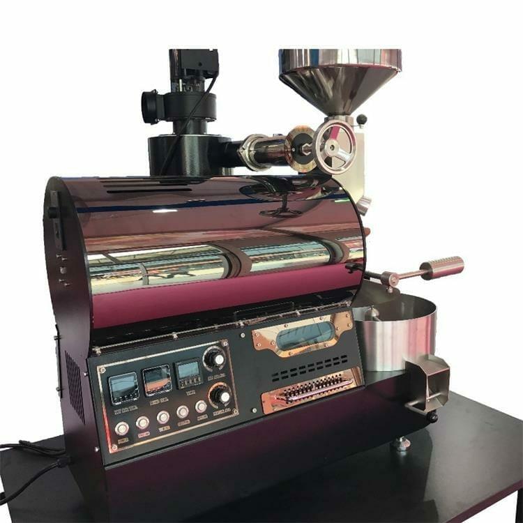 2kg coffee roaster ZK-2