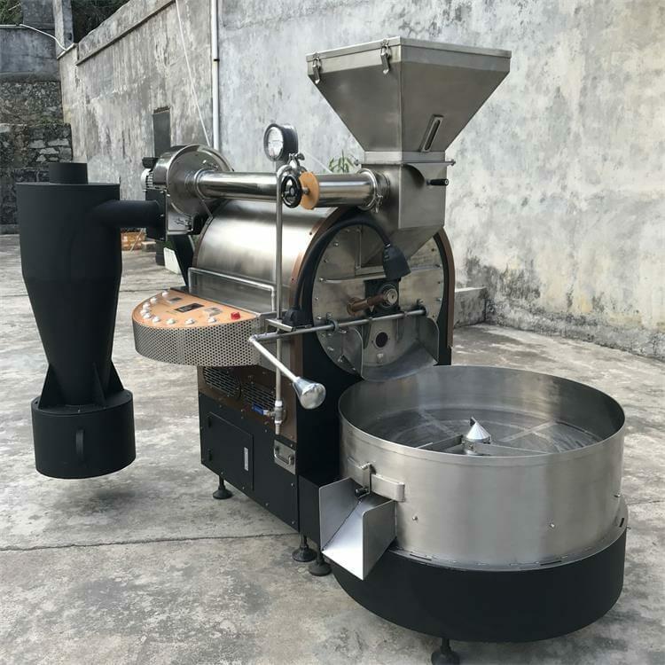 6kg gas coffee roaster