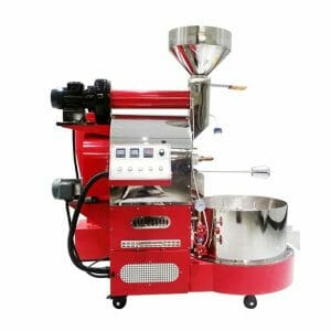 red Gas Commercial 6kg Coffee Roaster