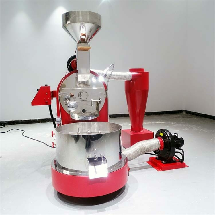 Gas Commercial 6kg Coffee Roaster for sale