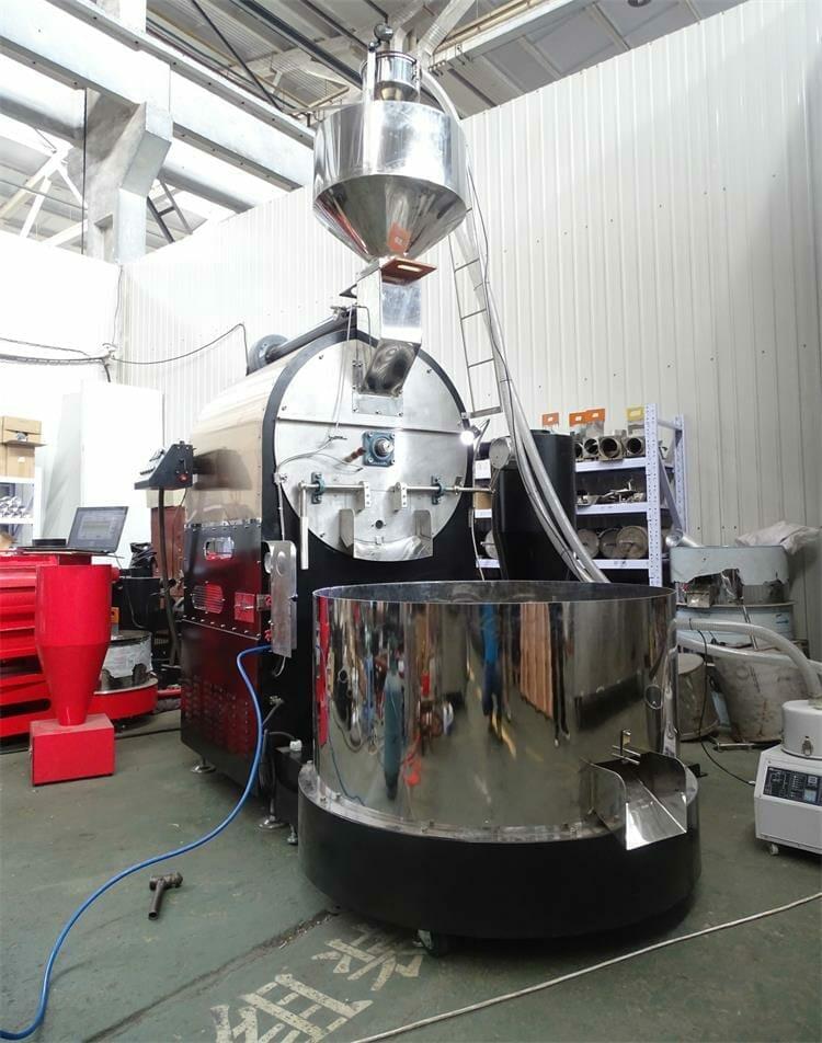 60kg coffee roaster real 5