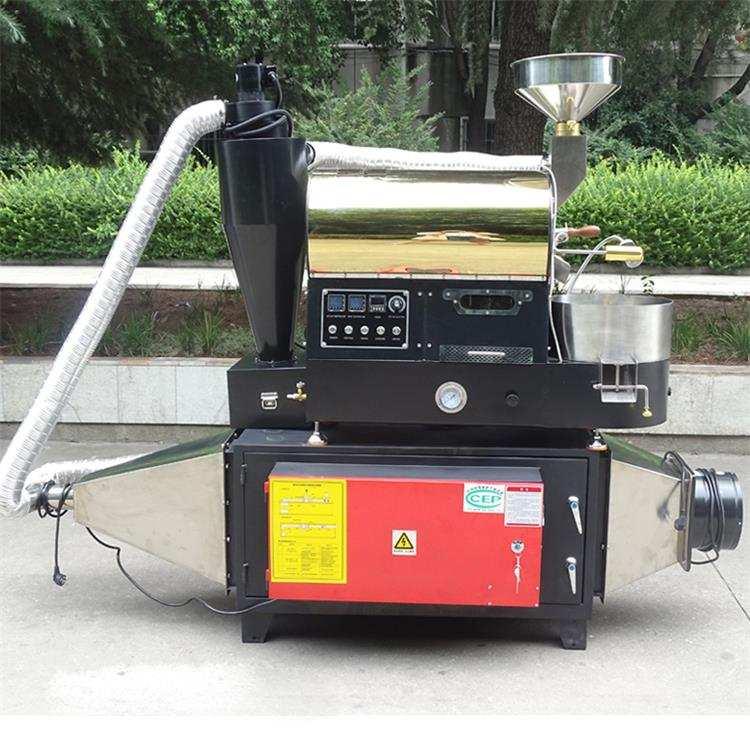 Coffee Roaster Smoke eliminator