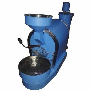 Automatic 500g coffee roaster machine