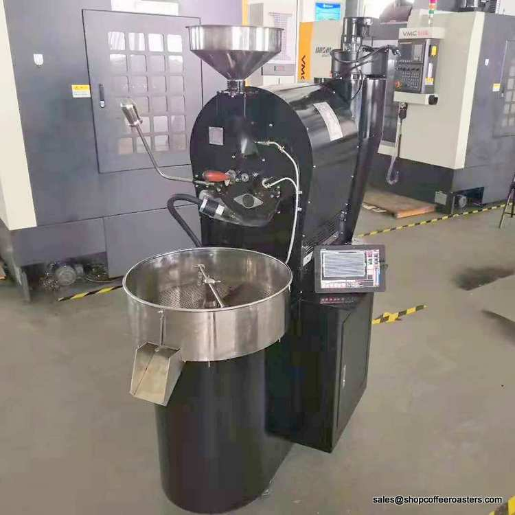 Automatic Commercial Coffee Roaster