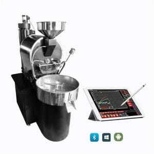 4kg automatic commercial coffee roaster