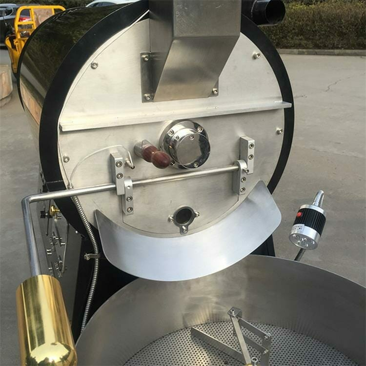 2kg coffee roaster front face