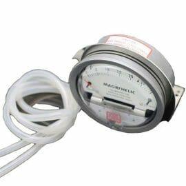 coffee roaster air pressure gauge
