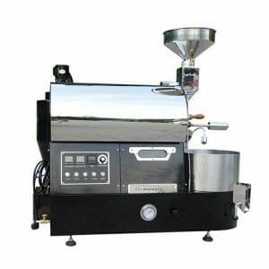 black 2kg coffee roaster