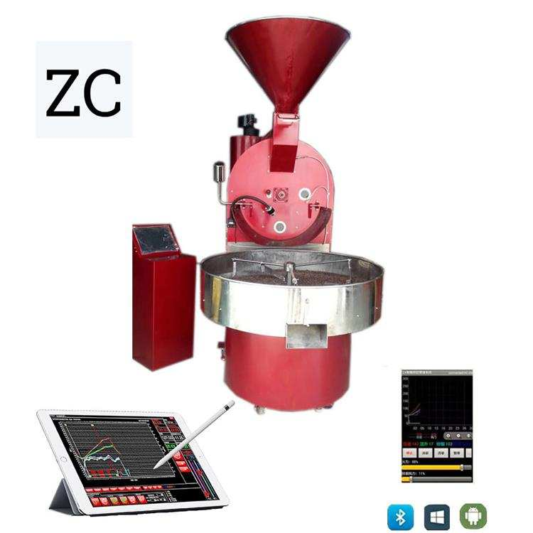 30kg smart coffee roaster