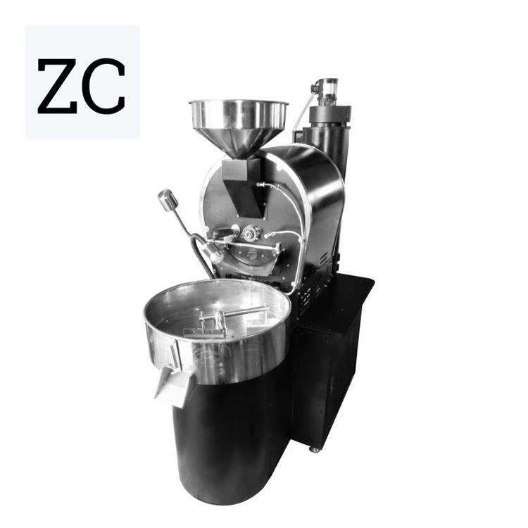 black Smart 5kg coffee roaster