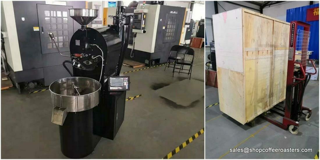 smart 5kg coffee roaster