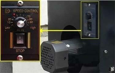 1kg electric coffee roaster