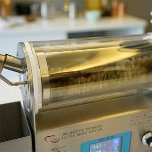 mini coffee sample roaster