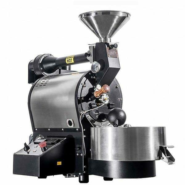 small 1-kilo coffee roaster