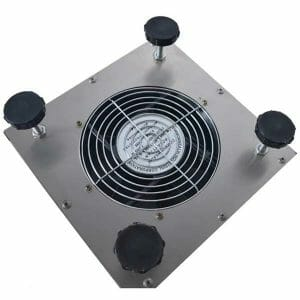 coffee cooling plate