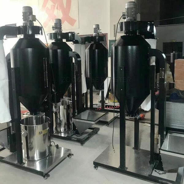 commercial coffee bean destoner