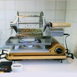 stovetop coffee roaster