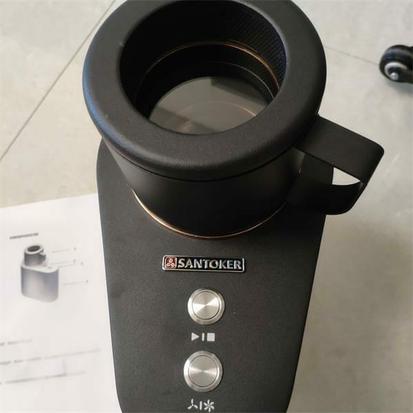 santoker coffee roaster q5master
