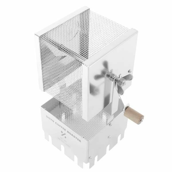 stainless steel diy roaster