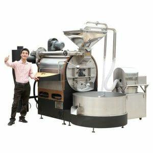 Gas 30KG Coffee Roasting Machine