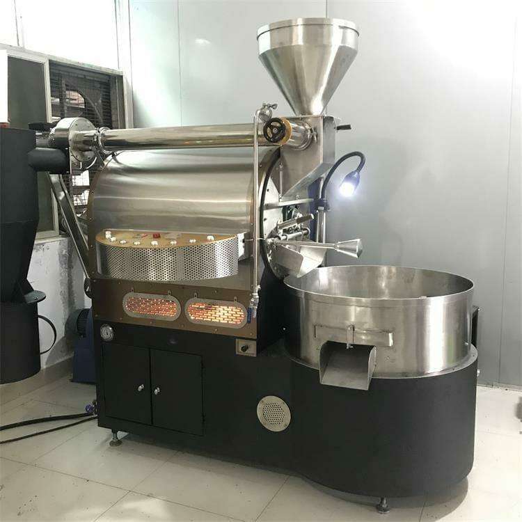 30KG Coffee Roasting Machine
