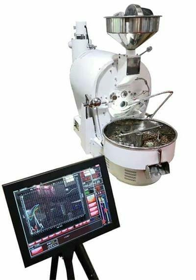 smart 2.5 lb coffee roaster