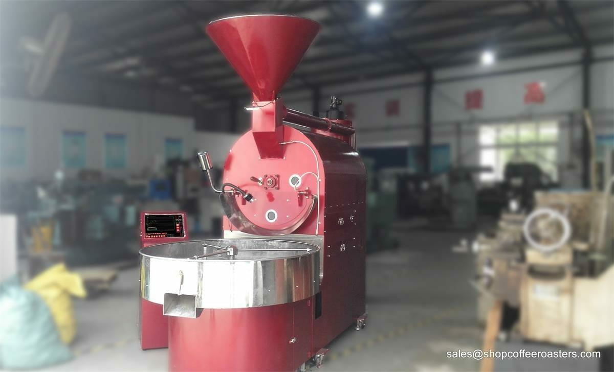 industrial 30kg smart roaster