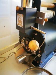 used 300g coffee roaster