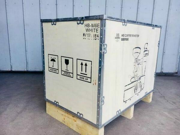 hb m6 roaster unboxing