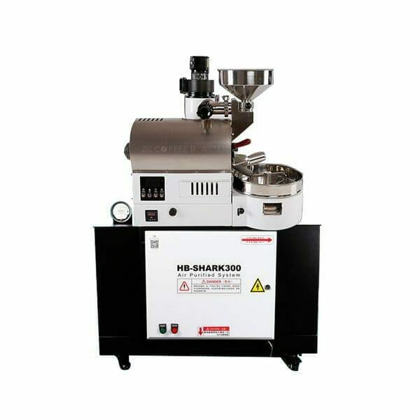 coffee roasting machine air purifier