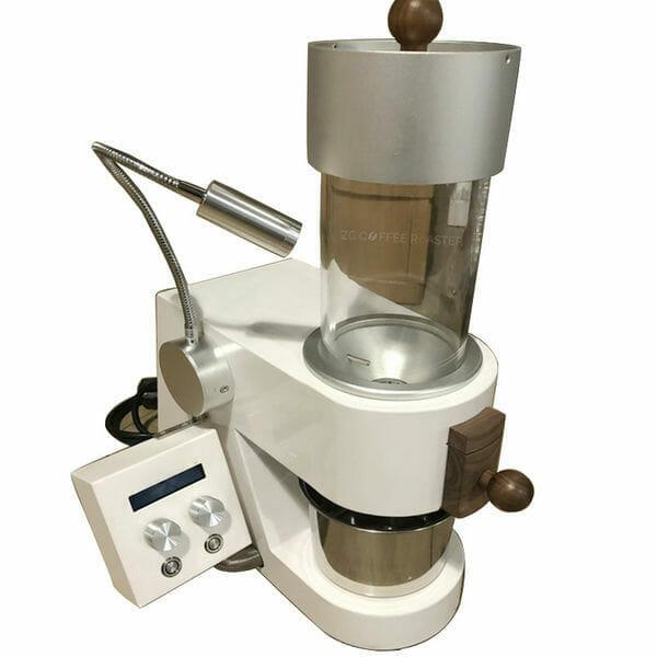 coffee roaster hot air