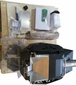 1kg commercial roaster machine
