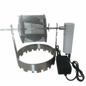 electrical motor driver coffee roaster