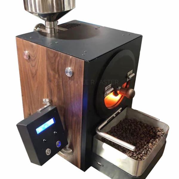 small batch coffee roaster