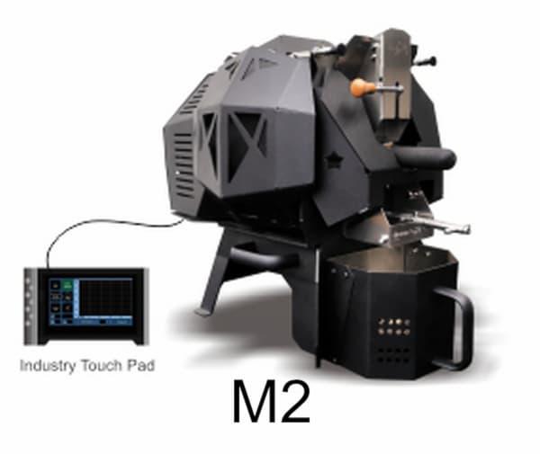 kaleido m2 coffee roaster
